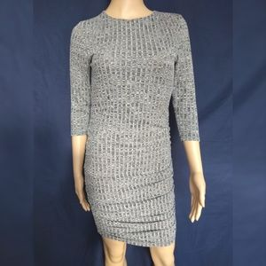 Charlotte Russe Dress. Size M grey color.